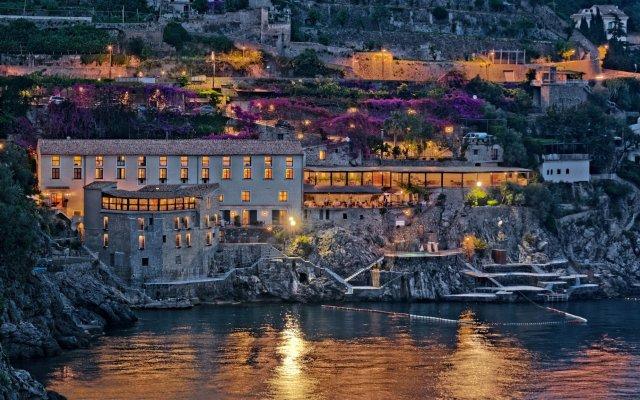 Ravello Art Hotel Marmorata Равелло вид на фасад