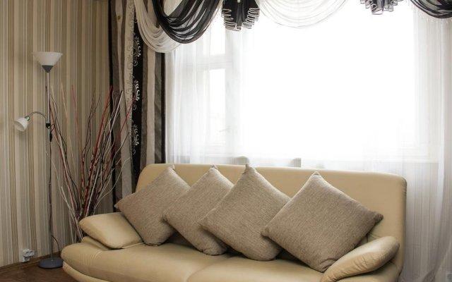 Гостиница Flatio на Большой Грузинской комната для гостей