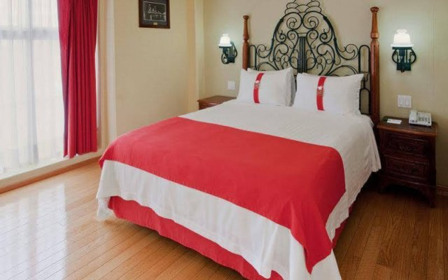 Отель Holiday Inn Zocalo Мексика, Мехико - отзывы, цены и фото номеров - забронировать отель Holiday Inn Zocalo онлайн комната для гостей