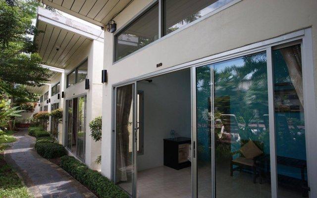 Отель Phuket Garden Home вид на фасад