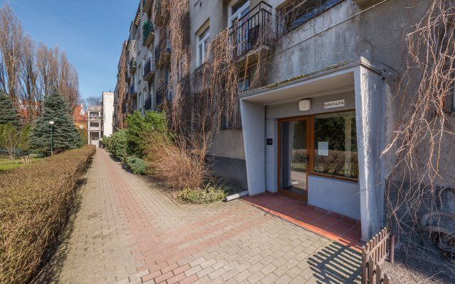 Апартаменты P&o Apartments Dluga Варшава вид на фасад