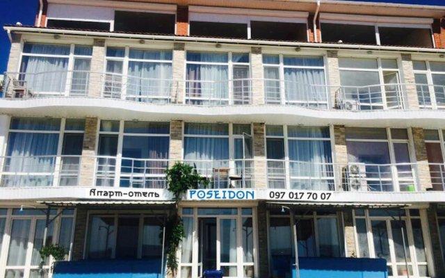 Apart-hotel Poseidon Одесса вид на фасад