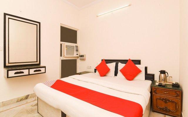 Отель OYO 16102 Le Heritage Индия, Нью-Дели - отзывы, цены и фото номеров - забронировать отель OYO 16102 Le Heritage онлайн вид на фасад