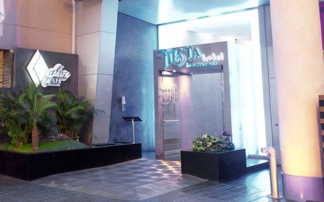 Отель Thunderbird Fiesta Hotel & Casino Перу, Лима - отзывы, цены и фото номеров - забронировать отель Thunderbird Fiesta Hotel & Casino онлайн вид на фасад