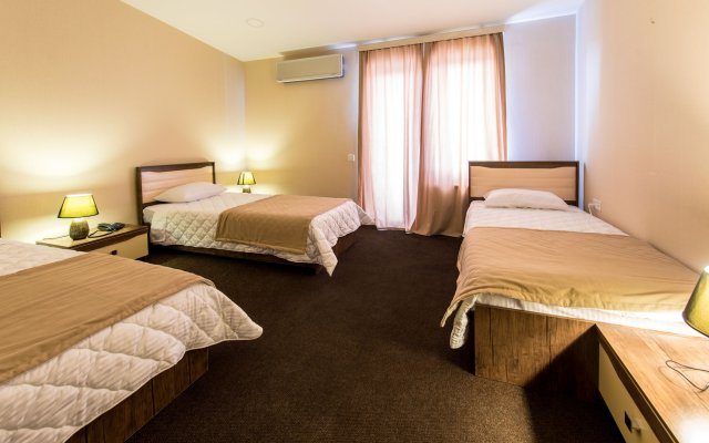Terrace Hotel комната для гостей