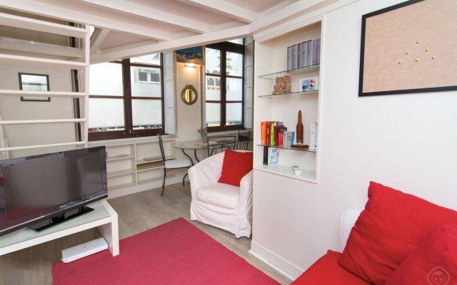 Отель BP Apartments - St. Germain Франция, Париж - отзывы, цены и фото номеров - забронировать отель BP Apartments - St. Germain онлайн комната для гостей