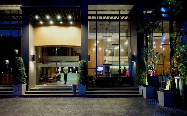 Отель Page 10 Hotel & Restaurant Таиланд, Паттайя - отзывы, цены и фото номеров - забронировать отель Page 10 Hotel & Restaurant онлайн вид на фасад