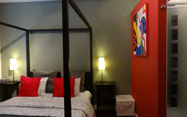 Отель B&B Welcome To My Place комната для гостей