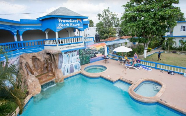Travellers Beach Resort In Negril