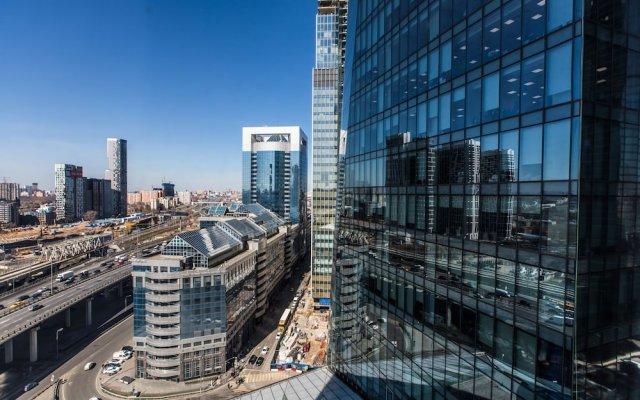 Апартаменты Diamond Apartments балкон