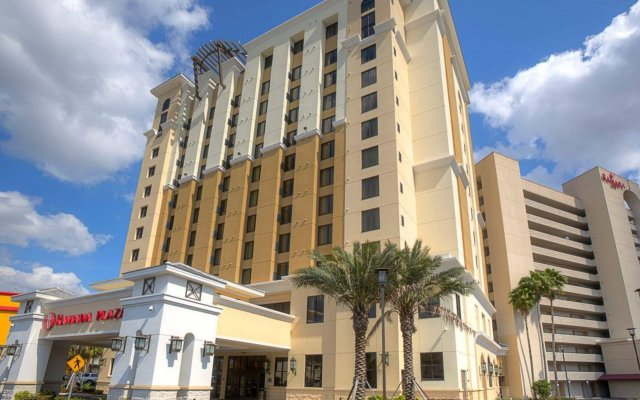 Ramada Plaza Resort & Suites by Wyndham Orlando Intl Drive