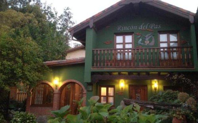 Отель Posada Rincon del Pas вид на фасад