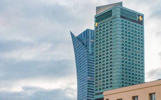 Отель Little Home-Blue Sky 63 Польша, Варшава - отзывы, цены и фото номеров - забронировать отель Little Home-Blue Sky 63 онлайн вид на фасад