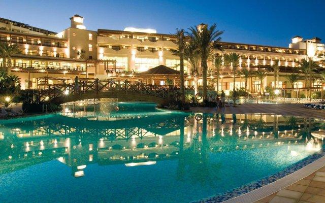 Отель Occidental Jandia Mar Испания, Джандия-Бич - отзывы, цены и фото номеров - забронировать отель Occidental Jandia Mar онлайн вид на фасад