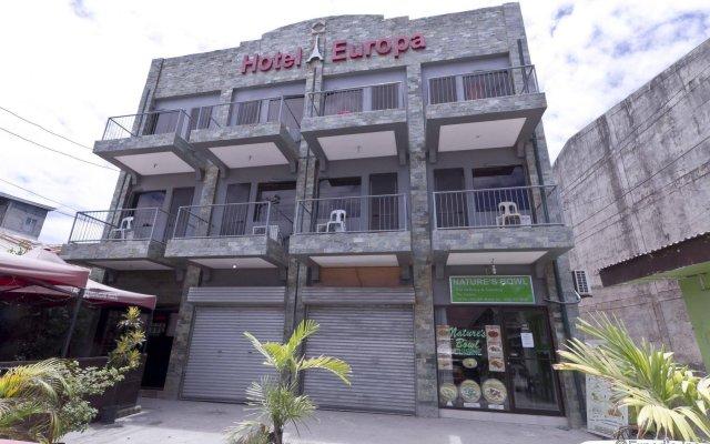 Отель Europa Филиппины, Лапу-Лапу - отзывы, цены и фото номеров - забронировать отель Europa онлайн вид на фасад