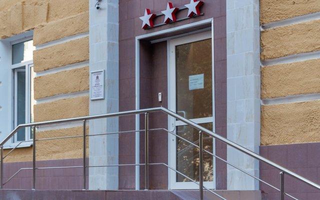 Амай-отель на Первомайской вид на фасад