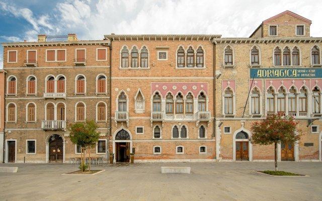 Отель Palazzo Veneziano Италия, Венеция - 1 отзыв об отеле, цены и фото номеров - забронировать отель Palazzo Veneziano онлайн вид на фасад