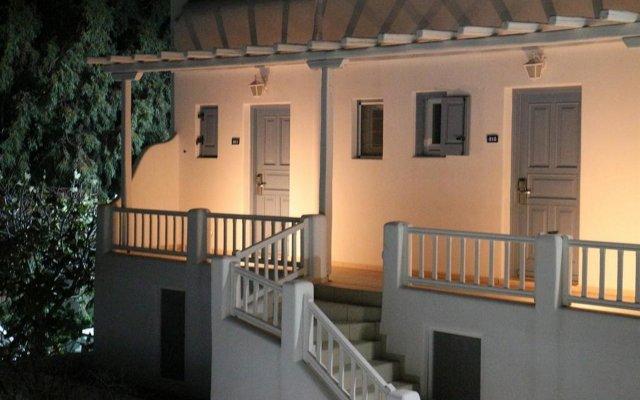 Отель Domna Греция, Миконос - отзывы, цены и фото номеров - забронировать отель Domna онлайн вид на фасад