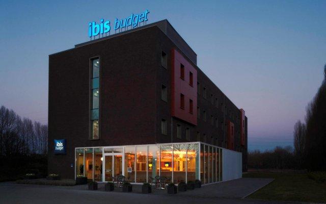Отель ibis budget Antwerpen Port вид на фасад