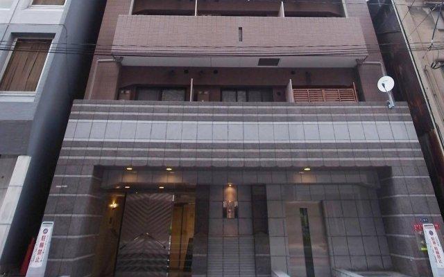 Апартаменты Palace Studio Ginza Itchome вид на фасад