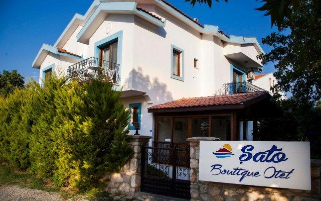 Sato Butik Otel Турция, Датча - отзывы, цены и фото номеров - забронировать отель Sato Butik Otel онлайн вид на фасад