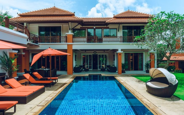 Отель Villa Laguna Phuket вид на фасад