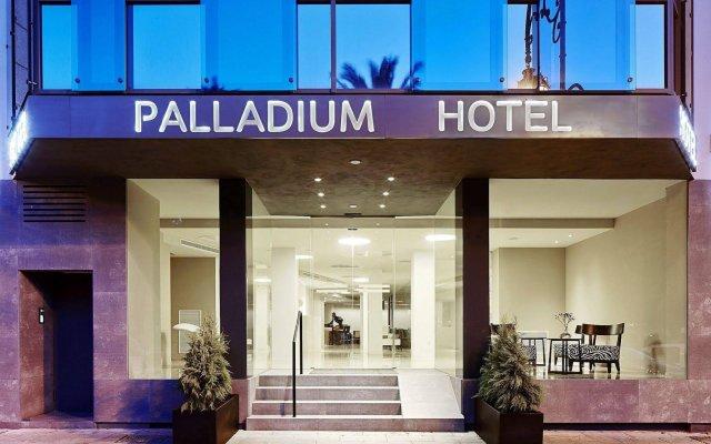 Отель Palladium Испания, Пальма-де-Майорка - отзывы, цены и фото номеров - забронировать отель Palladium онлайн вид на фасад