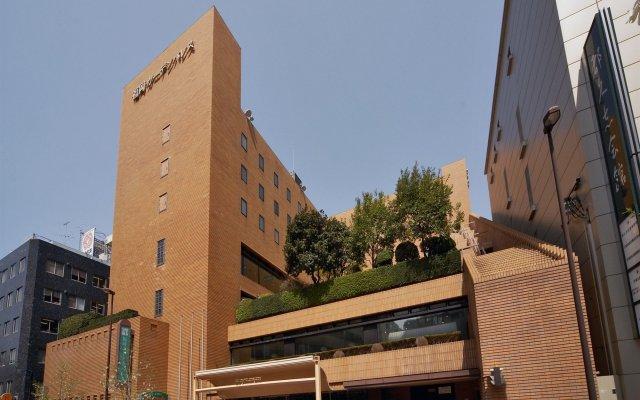 Отель Garden Palace Тэндзин вид на фасад
