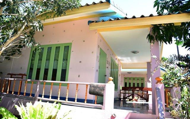 Отель Imsook Resort Таиланд, Пак-Нам-Пран - отзывы, цены и фото номеров - забронировать отель Imsook Resort онлайн вид на фасад