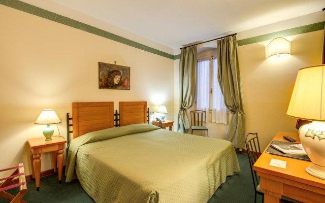 Отель Botticelli Hotel Италия, Флоренция - отзывы, цены и фото номеров - забронировать отель Botticelli Hotel онлайн комната для гостей