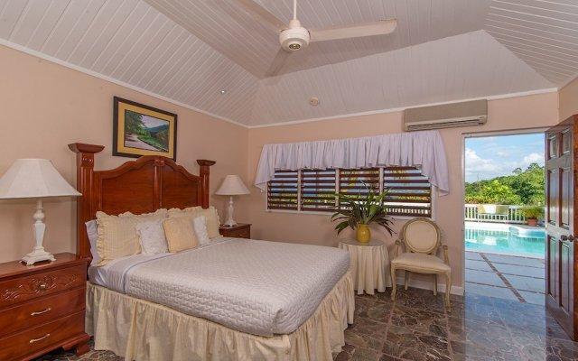 Отель Blue Heaven by Jamaican Treasures комната для гостей