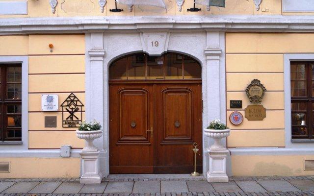 Отель Bülow Residenz Германия, Дрезден - отзывы, цены и фото номеров - забронировать отель Bülow Residenz онлайн вид на фасад