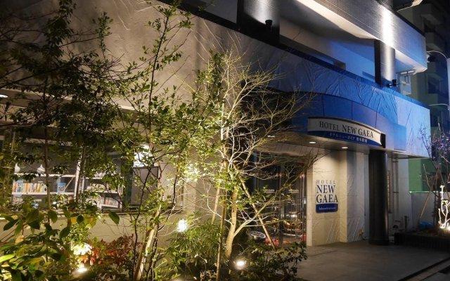 Hotel New Gaea Hakata-eki Minami вид на фасад