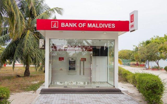 Отель Fanhaa Maldives Мальдивы, Ханимаду - отзывы, цены и фото номеров - забронировать отель Fanhaa Maldives онлайн вид на фасад
