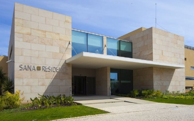 EPIC SANA Algarve Hotel вид на фасад