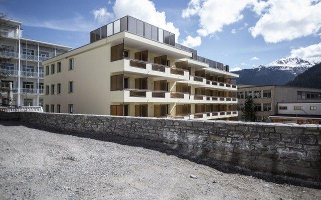 Отель Spenglers Inn Швейцария, Давос - отзывы, цены и фото номеров - забронировать отель Spenglers Inn онлайн вид на фасад