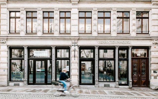 Отель arcona LIVING BACH14 Германия, Лейпциг - 1 отзыв об отеле, цены и фото номеров - забронировать отель arcona LIVING BACH14 онлайн вид на фасад