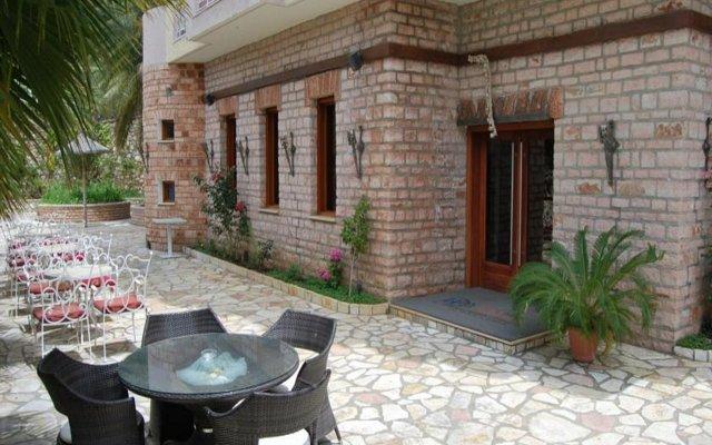 Отель Panorama Sarande Албания, Саранда - отзывы, цены и фото номеров - забронировать отель Panorama Sarande онлайн вид на фасад