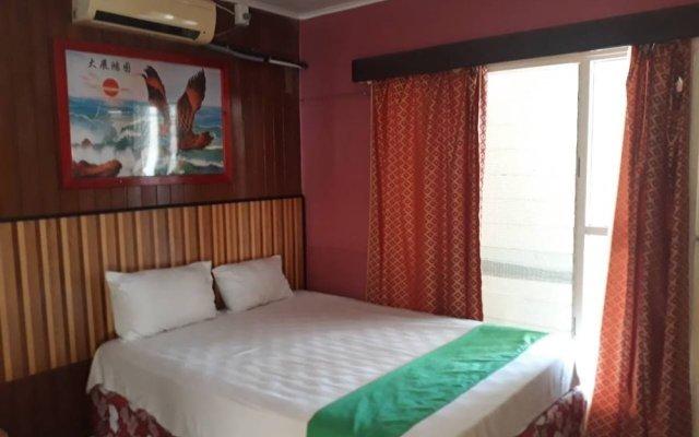 Отель Labasa Waterfront Hotel Фиджи, Лабаса - отзывы, цены и фото номеров - забронировать отель Labasa Waterfront Hotel онлайн вид на фасад