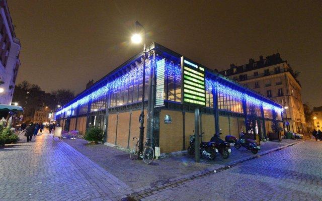 Hotel de la Poste in Paris, France from 44$, photos, reviews - zenhotels.com hotel front