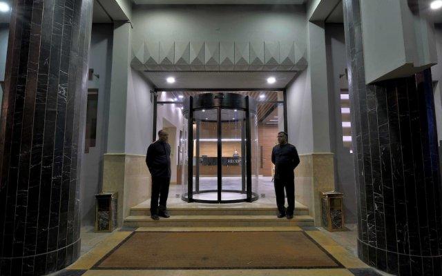 Kenzi Basma Hotel вид на фасад