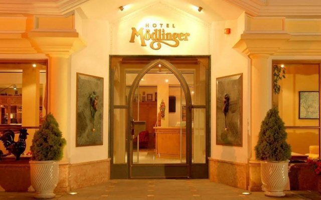Hotel & Sport Mödlinger вид на фасад
