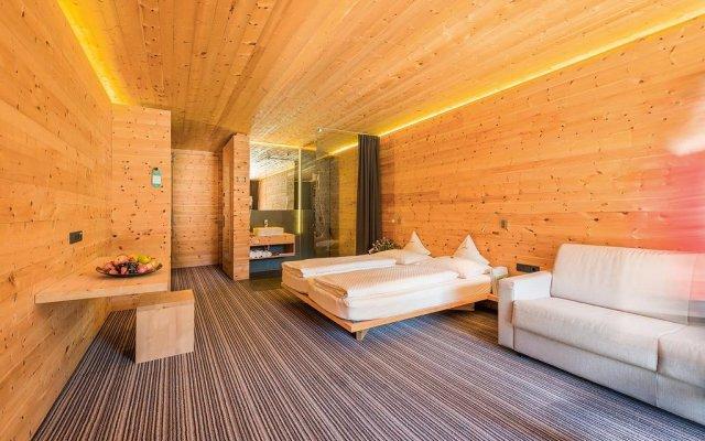 Отель Villa Waldkonigin Горнолыжный курорт Ортлер комната для гостей