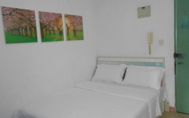 Апартаменты Green Garden Apartment-shenzhen комната для гостей
