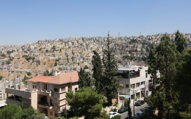 Jabal Amman Hotel (Heritage House) вид на фасад