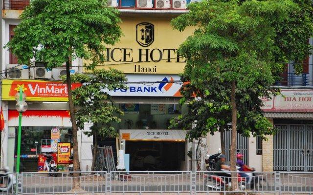 NICE Hotel Ханой вид на фасад