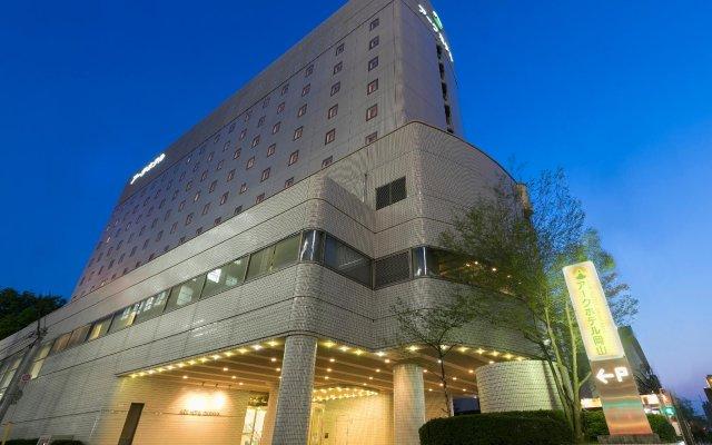 Ark Hotel Okayama - ROUTE-INN HOTELS - вид на фасад