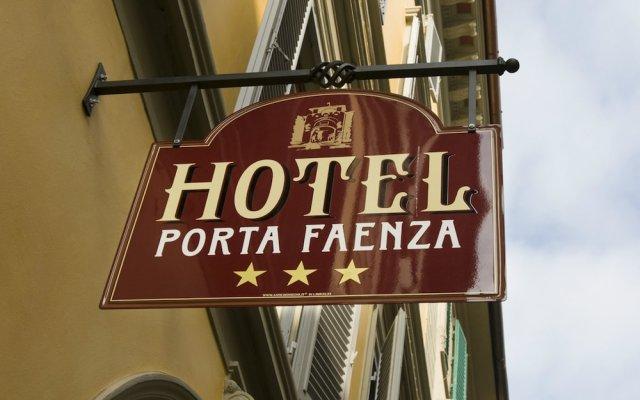 Отель Porta Faenza Hotel Италия, Флоренция - 2 отзыва об отеле, цены и фото номеров - забронировать отель Porta Faenza Hotel онлайн вид на фасад