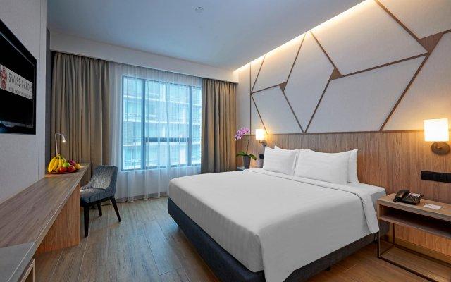 Отель Swiss-Garden Hotel Kuala Lumpur Малайзия, Куала-Лумпур - 2 отзыва об отеле, цены и фото номеров - забронировать отель Swiss-Garden Hotel Kuala Lumpur онлайн комната для гостей