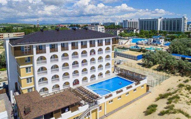 Гостиница La Melia All Inclusive вид на фасад